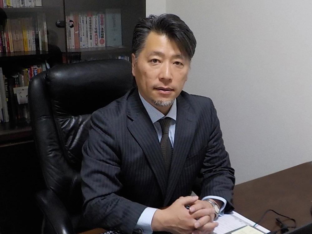 代表取締役 大薮 泰昭画像