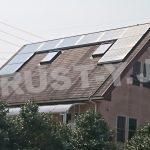 屋根1(太陽光発電装置設置)