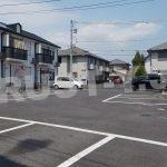 複数台可能な駐車場