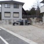 3~4台可能な駐車場
