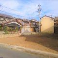 名張市柳原町 建築条件無 平坦地 65坪 間口約11m