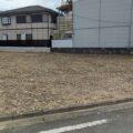 【新物件出ました】伊賀市上野愛宕町 建築条件無売土地 平坦地 1号地182.67㎡