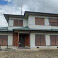 【新物件出ました】伊賀市上野愛宕町 中古住宅 駐車場3台分以上 敷地94坪