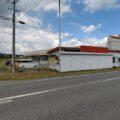 【新物件出ました】名張市上小波田 国道165号線に面した売店舗